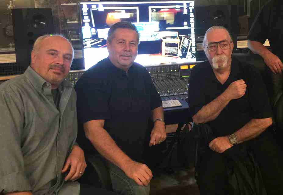 Studio Notes: Skunk Baxter Visits Master Sound